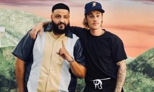 Dj Khaled e Justin Bieber. Foto: Reprodução/Youtube