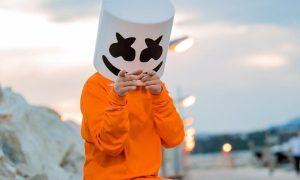 Marshmello. Foto: Reprodução/Instagram (@marshmellomusic)