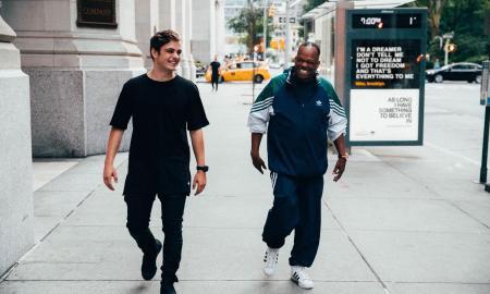 Martin Garrix e Mike Yung. Foto: Divulgação