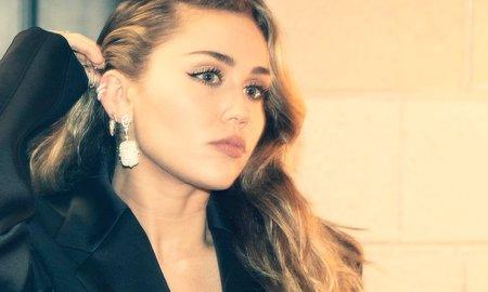 Miley Cyrus. Foto: Reprodução/Twitter (@mileycyrus)