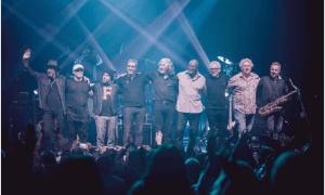 Dire Straits Legacy. Foto: Divulgação
