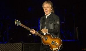 Paul McCartney. Foto: Divulgação/Marcos Hermes