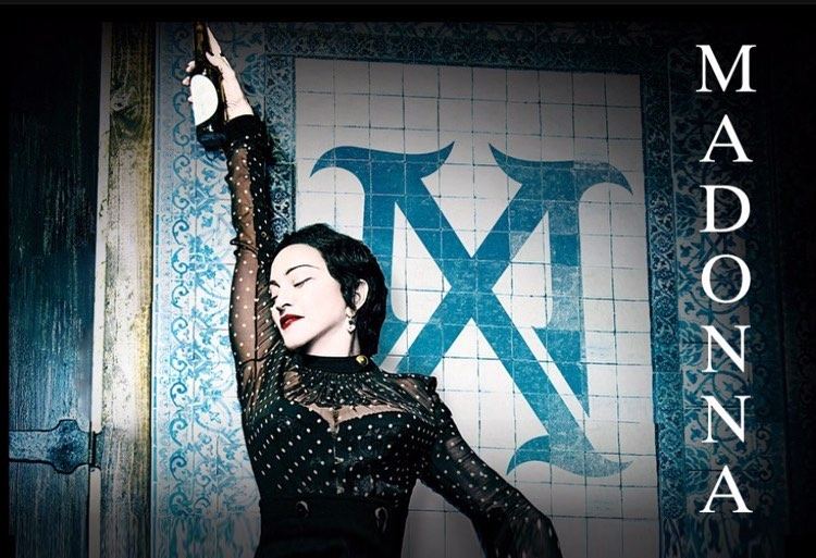 Madonna. Foto: Reprodução/Instagram