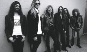 Whitesnake. Foto: Reprodução/Instagram (@whitesnake)
