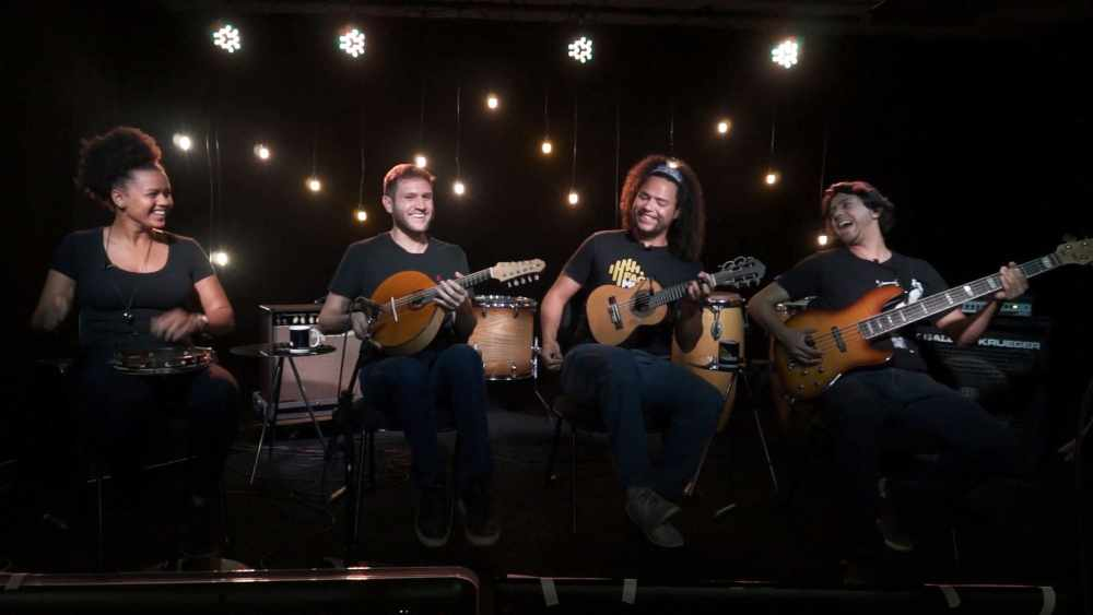 Face Musical Quarteto. Foto: Divulgação/Carlos Angeleas