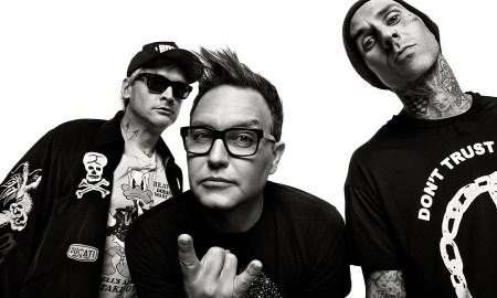 Blink-182. Foto: Divulgação