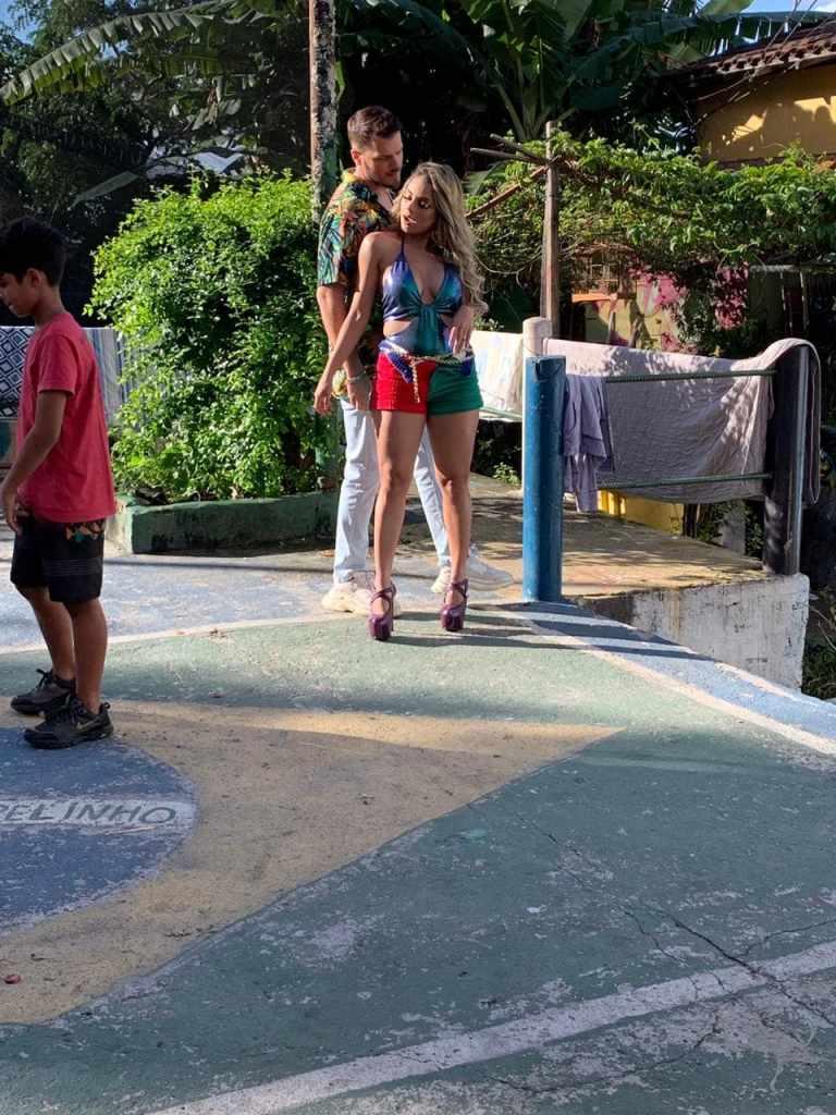 Lexa e Mickael Carreira. Foto: Divulgação