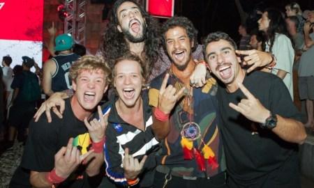 Banda Fuze. Foto: Divulgação