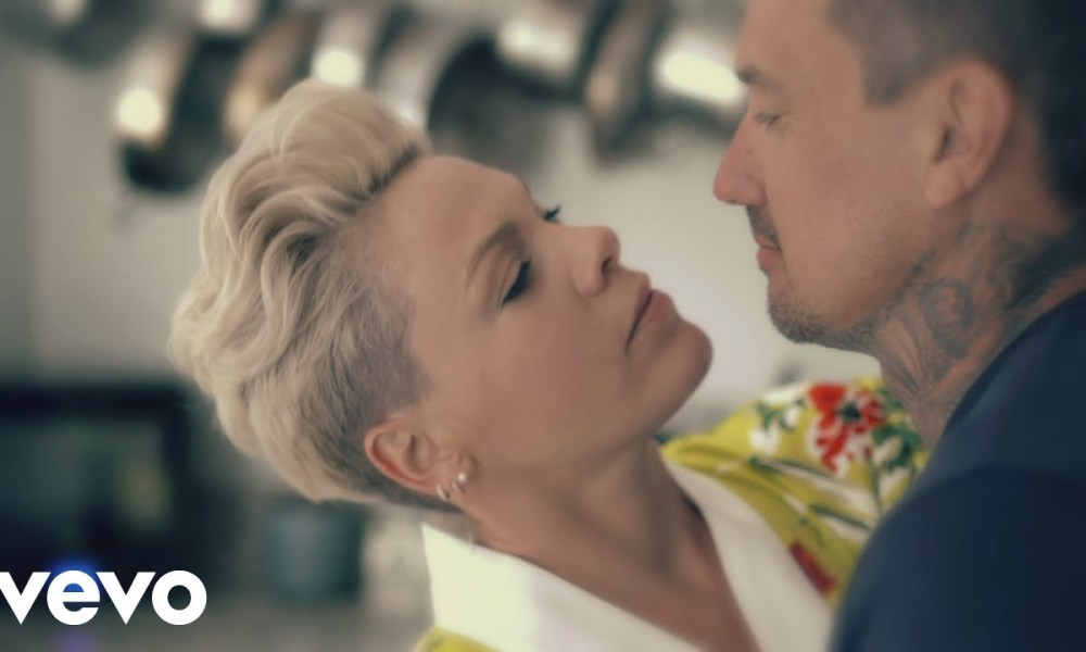 P!nk. Foto: Reprodução/YouTube