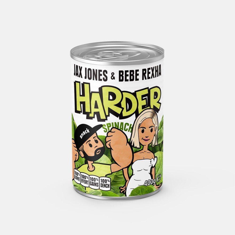 Harder. Foto: Divulgação