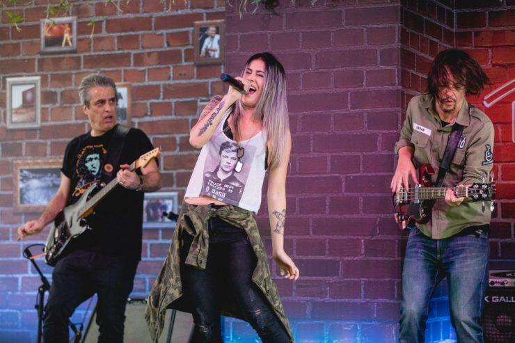 Rock in Rio Sessions. Foto: Divulgação