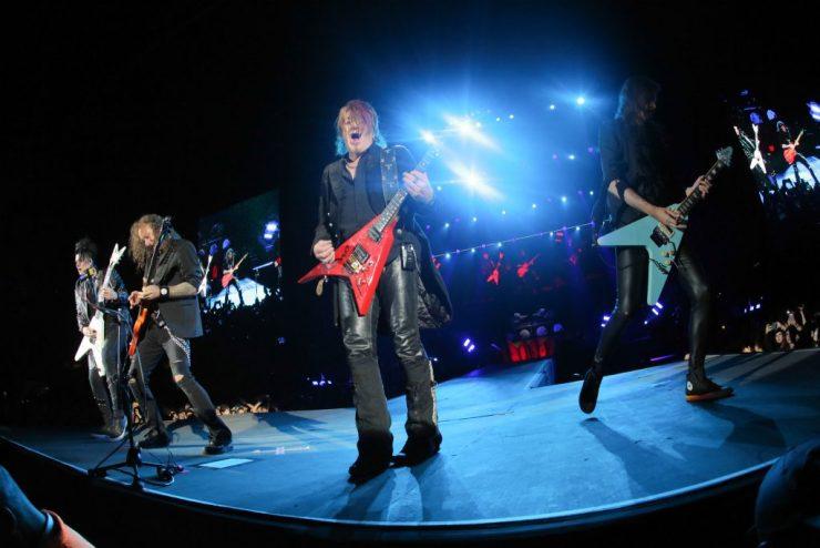 Helloween. Foto: Divulgação/Ricardo Matsukawa/Mercury Concerts