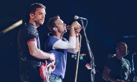 Coldplay. Foto: Reprodução/Instagram (@coldplay)