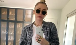 Miley Cyrus. Foto: Reprodução/Instagram (@mileycyrus)