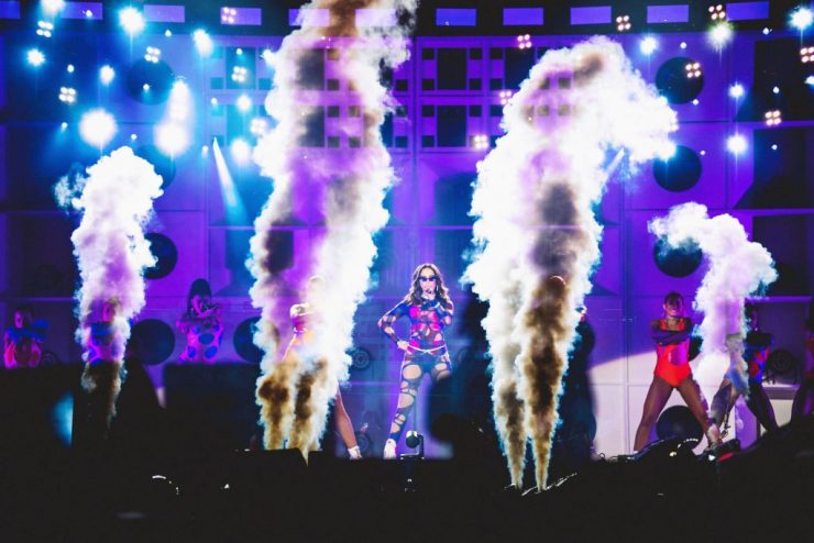 Anitta. Foto: Divulgação/IHF/Fernando Schlaepfer