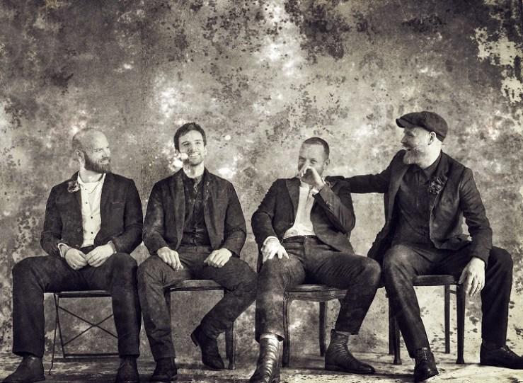 Coldplay. Foto: Divulgação