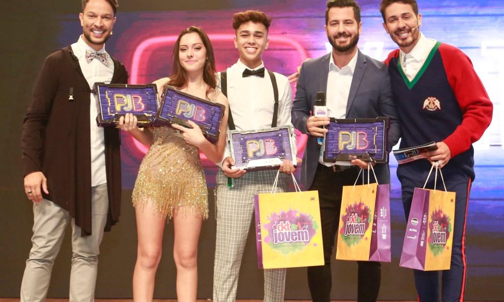 Prêmio Jovem Brasileiro. Foto: Divulgação/Agência Zapping