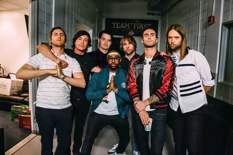 Maroon 5. Foto: Divulgação