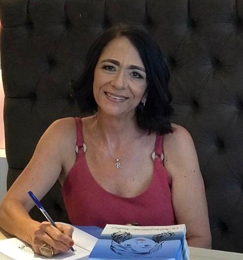 Rosy Almeida. Foto: Divulgação
