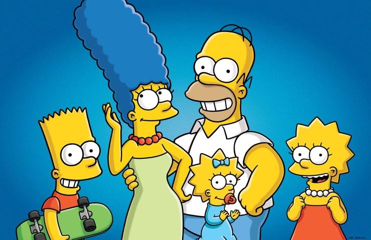 Os Simpsons. Foto: Divulgação