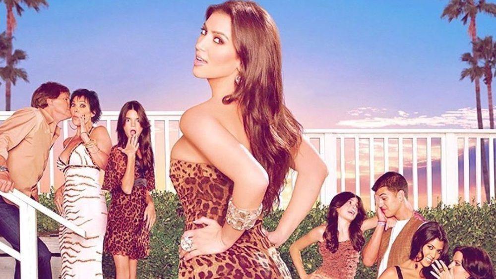 Keeping Up with the Kardashians. Foto: Divulgação.