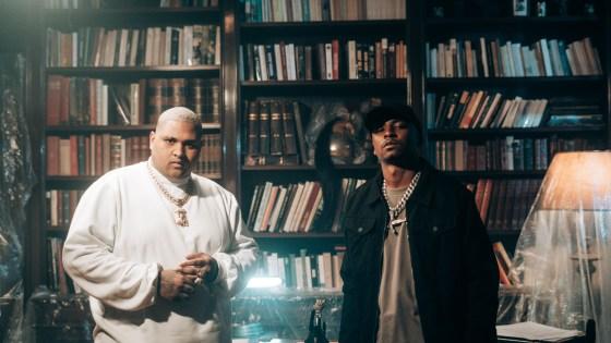 Kevin O Chris e MC PG. Foto: Divulgação