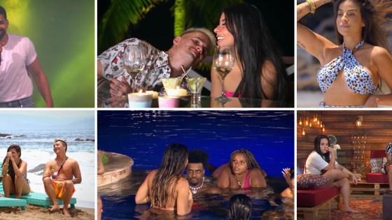 De Férias com o Ex Brasil: Celebs