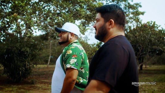 Rodrigo e Felipe Barão, dos Barões da Pisadinha. Foto: Divulgação