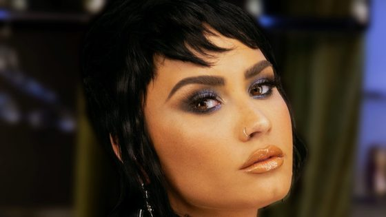 Demi Lovato. Foto: Reprodução / Facebook