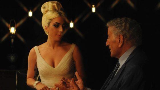 Lady Gaga e Tony Bennet. Foto: Reprodução / Instagram (@ladygaga)