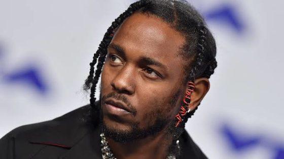 Kendrick Lamar. Foto: Divulgação / Twitter