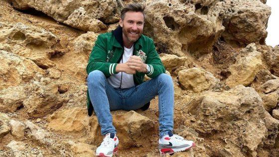 David Guetta. Foto: Reprodução / Instagram (@davidguetta)