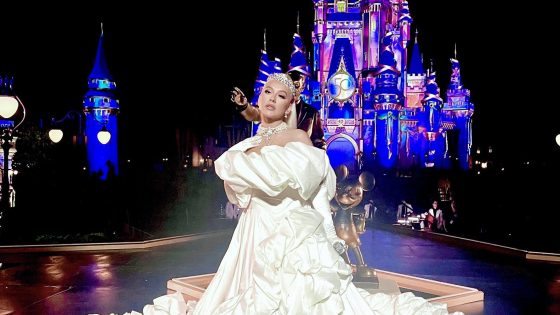 Christina Aguilera. Foto: Reprodução / Instagram (@christinaaguilera)