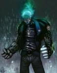 Retrô NERD: Motoqueiro Fantasma 2099