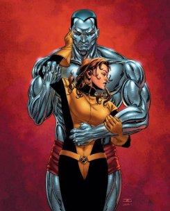 casais de super-heróis