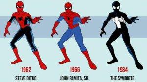 homem-aranha traje