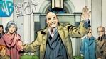 Os três Piores políticos do mundo das histórias em quadrinhos