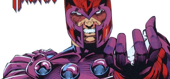 Magneto - supervilões