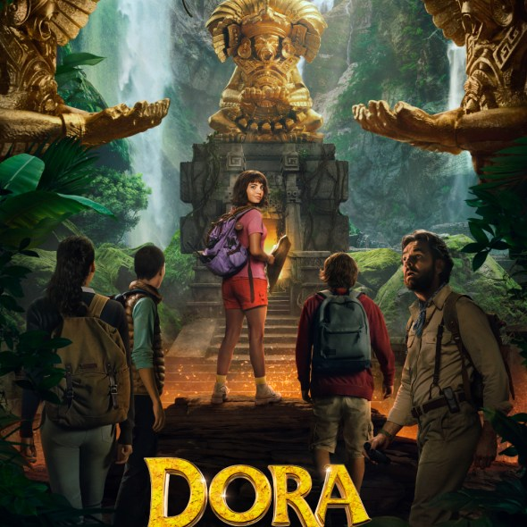 Dora, trailer