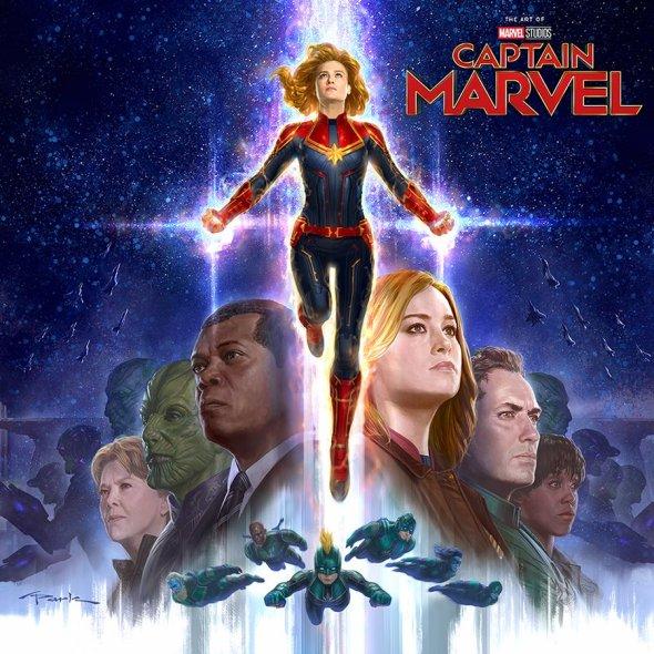 tudo sobre capitã Marvel
