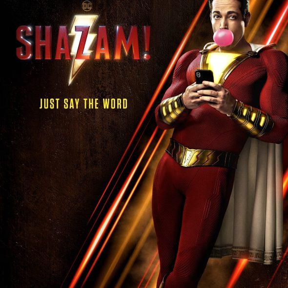 SHAZAM - crítica