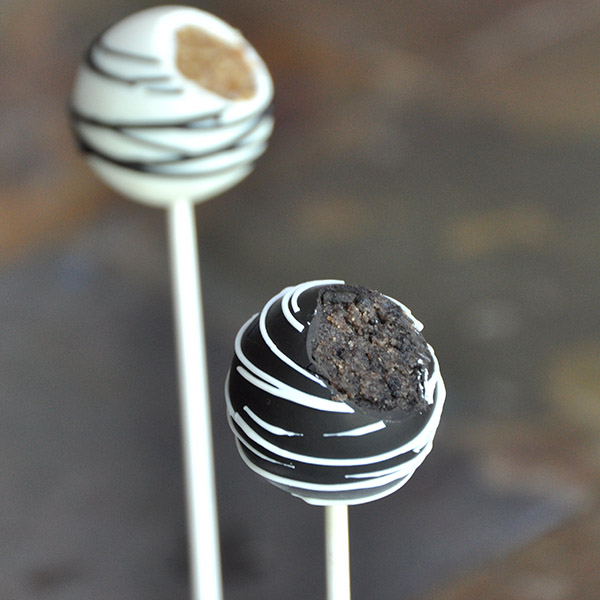 Cake pop flavours