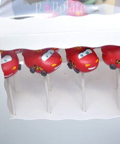 Cake pop stand display carry case box