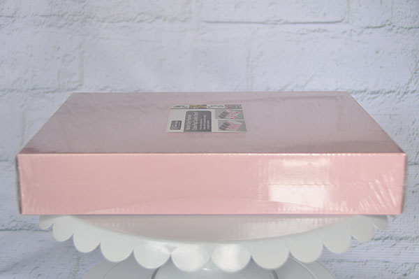 Pink cake pop stand disposable