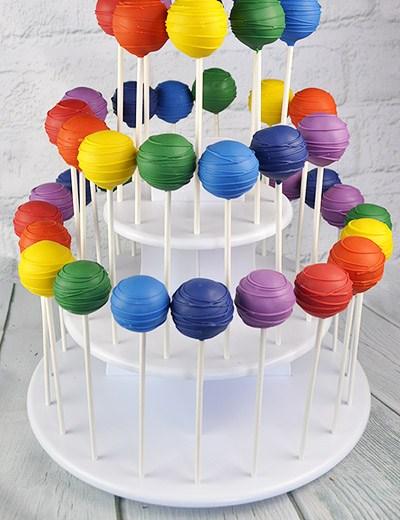 cake pop stand lollipop