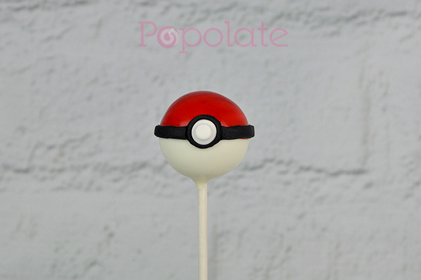 Pokeball cake pop Pokemon Go