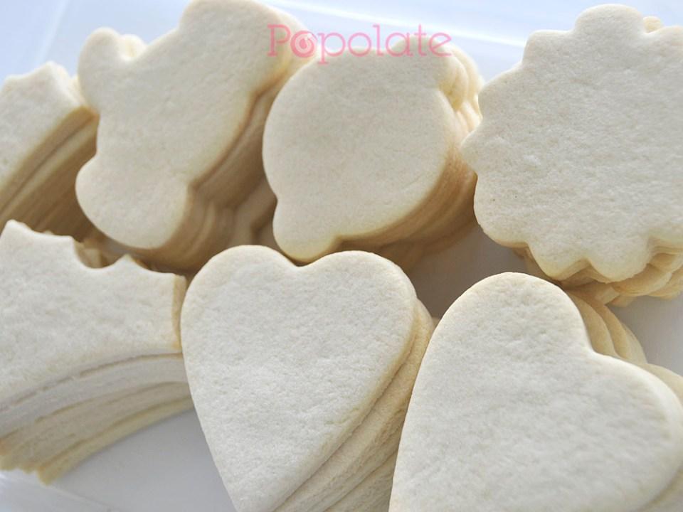 Naked cookies