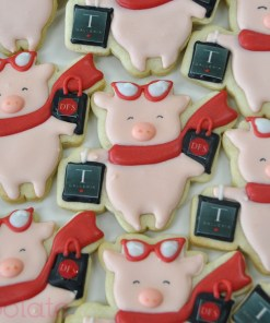 CNY cookies for DFS