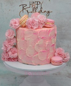 Carrnation cake