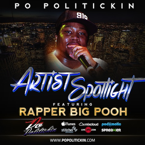 Artist Spotlight – Rapper Big Pooh